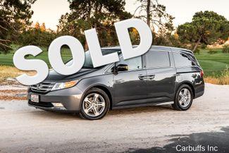 2013 Honda Odyssey Touring Elite | Concord, CA | Carbuffs in Concord