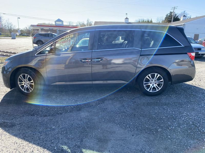2013 Honda Odyssey EX-L  city MD  South County Public Auto Auction  in Harwood, MD