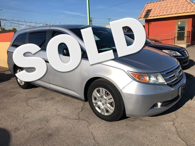 2013 Honda Odyssey LX CAR PROS AUTO CENTER (702) 405-9905 Las Vegas, Nevada