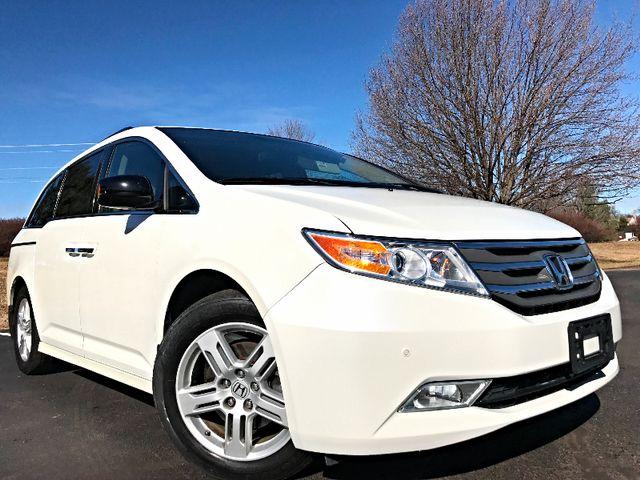 2013 Honda Odyssey Touring Leesburg, Virginia 1