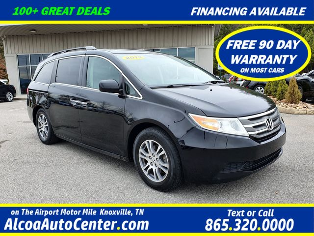 2013 Honda Odyssey EX-L w/Leather/Sunroof 8-Passangers