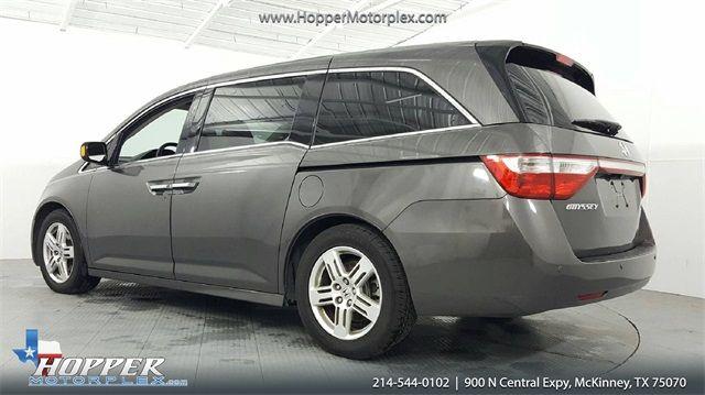 2013 Honda Odyssey Touring in McKinney, Texas 75070