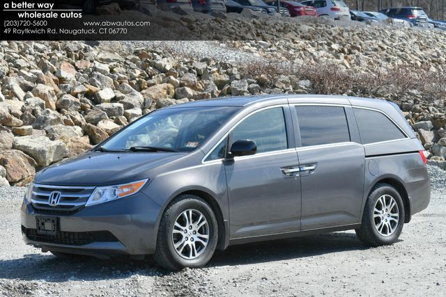2013 Honda Odyssey EX-L Naugatuck, Connecticut