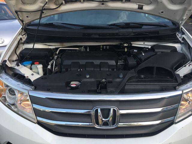 2013 Honda Odyssey EX-L New Brunswick, New Jersey 17