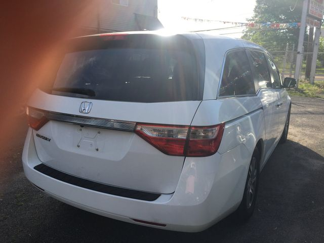 2013 Honda Odyssey EX-L New Brunswick, New Jersey 8