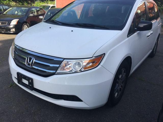 2013 Honda Odyssey EX-L New Brunswick, New Jersey 5