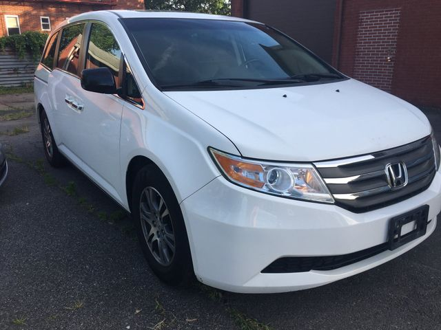 2013 Honda Odyssey EX-L New Brunswick, New Jersey 24