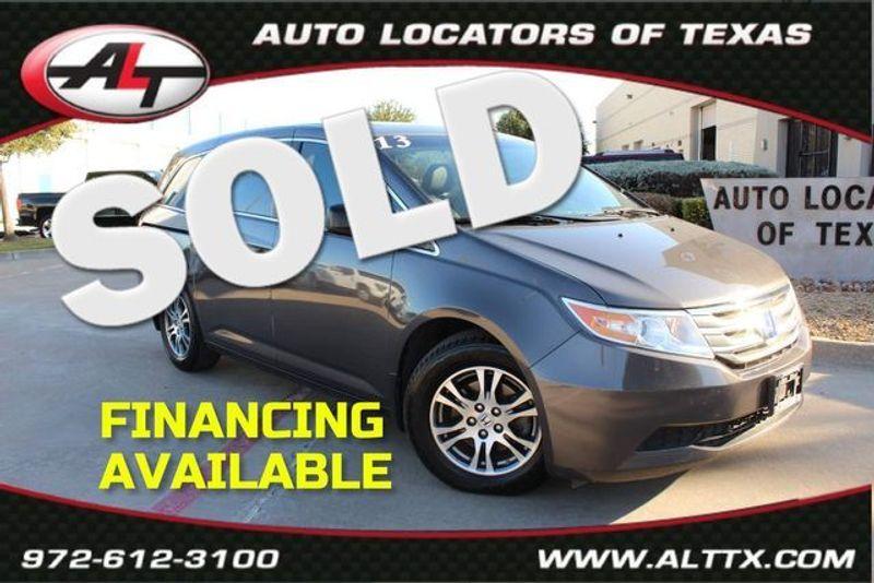 2013 Honda Odyssey EX-L | Plano, TX | Consign My Vehicle in Plano TX