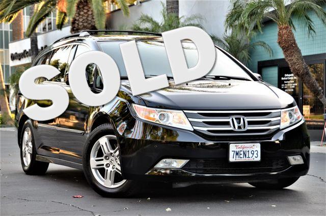 2013 Honda Odyssey Touring Elite Reseda, CA 0