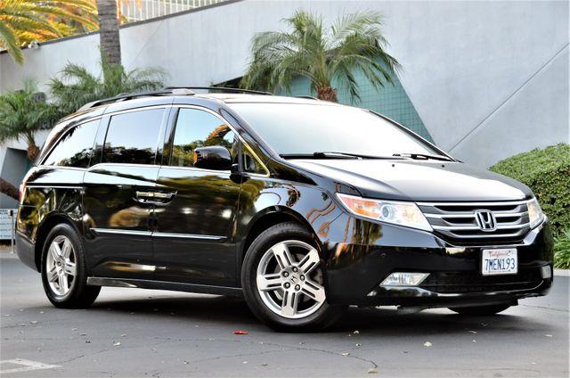 2013 Honda Odyssey Touring Elite Reseda, CA 6