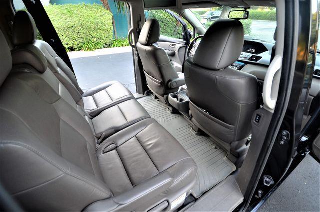 2013 Honda Odyssey Touring Elite Reseda, CA 19