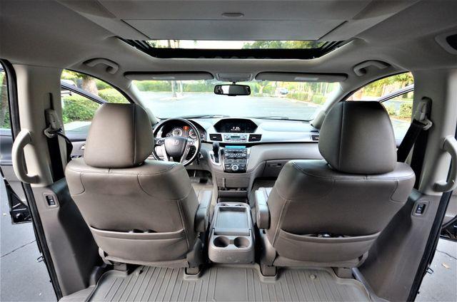 2013 Honda Odyssey Touring Elite Reseda, CA 22