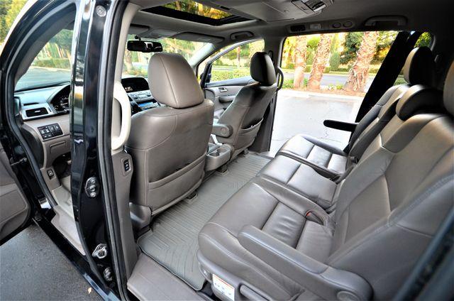 2013 Honda Odyssey Touring Elite Reseda, CA 24