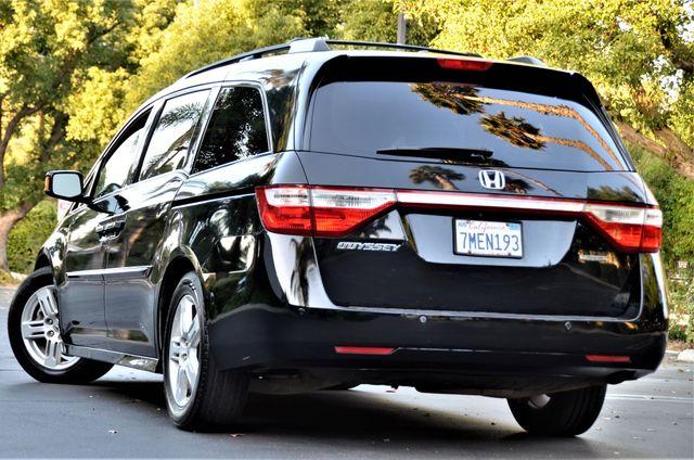 2013 Honda Odyssey Touring Elite Reseda, CA 10