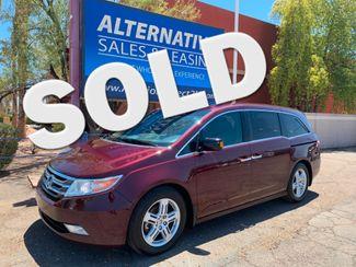 2013 Honda Odyssey Touring 3 MONTH/3,000 MILE NATIONAL POWERTRAIN WARRANTY Mesa, Arizona