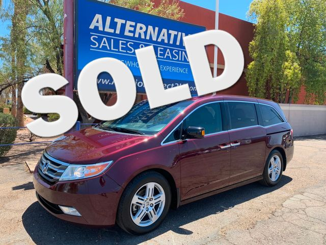 2013 Honda Odyssey Touring 3 MONTH/3,000 MILE NATIONAL POWERTRAIN WARRANTY Mesa, Arizona