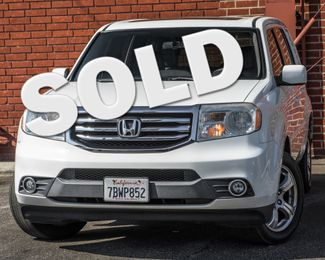 2013 Honda Pilot EX-L Burbank, CA