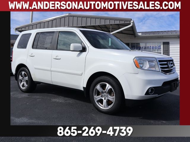 2013 Honda Pilot EX-L in Clinton, TN 37716