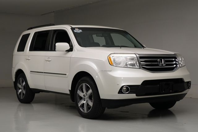 2013 Honda Pilot Touring All Wheel Drive One Owner