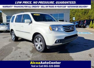 2013 Honda Pilot Touring FWD w/DVD in Louisville, TN 37777