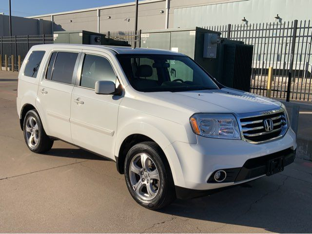 2013 Honda Pilot EX-L * 1-Owner * DVD * Leather * SUNROOF * BU Cam