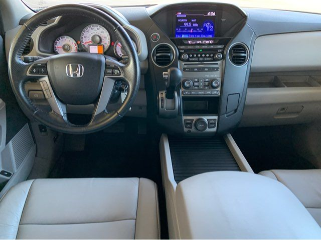 2013 Honda Pilot EX-L * 1-Owner * DVD * Leather * SUNROOF * BU Cam in Carrollton, TX 75006