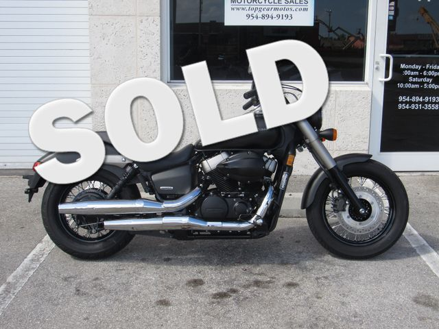 2013 Honda Shadow® Phantom
