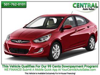 2013 Hyundai Accent 5-Door GS | Hot Springs, AR | Central Auto Sales in Hot Springs AR