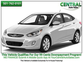 2013 Hyundai Accent 5-Door SE   Hot Springs, AR   Central Auto Sales in Hot Springs AR