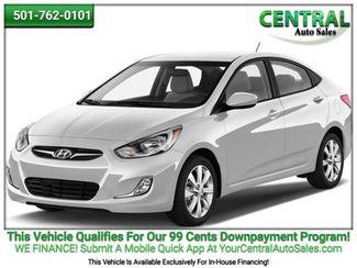 2013 Hyundai Accent 5-Door SE | Hot Springs, AR | Central Auto Sales in Hot Springs AR