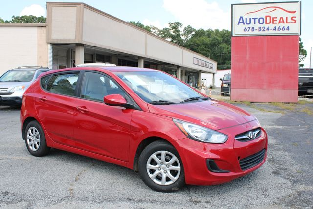 2013 Hyundai Accent 5-Door GS
