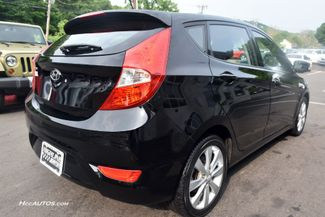 2013 Hyundai Accent 5-Door SE Waterbury, Connecticut 4