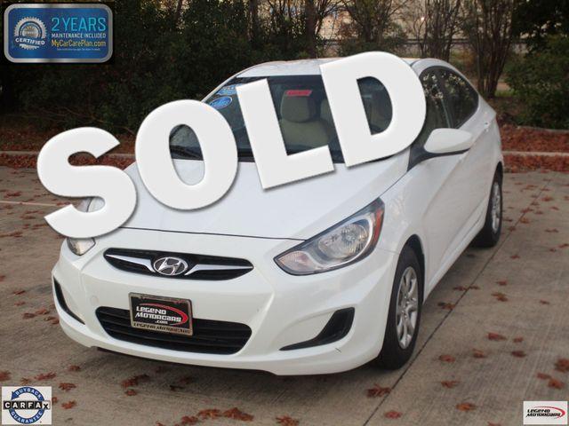 2013 Hyundai Accent GLS in Garland