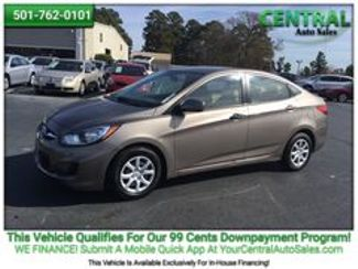 2013 Hyundai Accent GLS   Hot Springs, AR   Central Auto Sales in Hot Springs AR