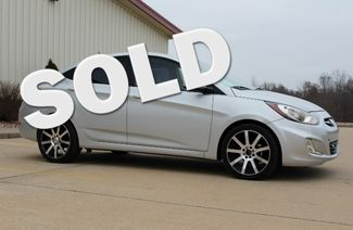 2013 Hyundai Accent GLS in Jackson, MO 63755