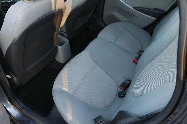 2013 Hyundai Accent GLS MANUAL TRANS Santa Clarita, CA 15