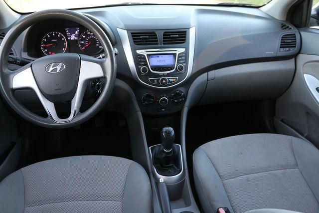 2013 Hyundai Accent GLS MANUAL TRANS Santa Clarita, CA 7