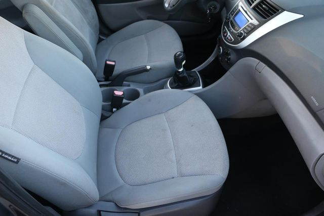 2013 Hyundai Accent GLS MANUAL TRANS Santa Clarita, CA 14