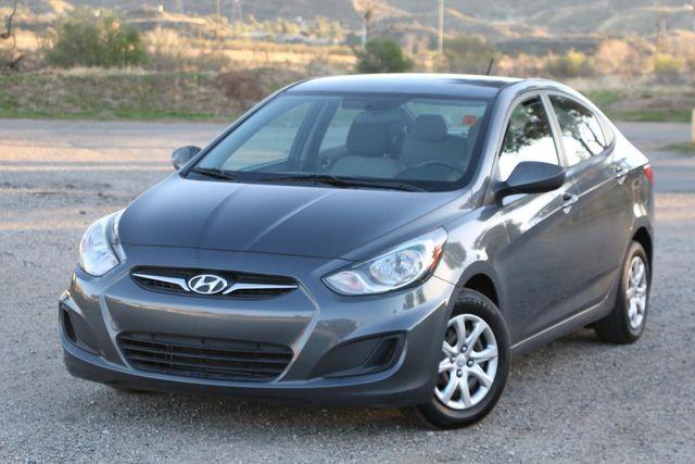 2013 Hyundai Accent GLS MANUAL TRANS Santa Clarita, CA 4