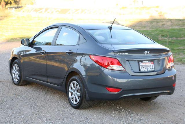 2013 Hyundai Accent GLS MANUAL TRANS Santa Clarita, CA 5