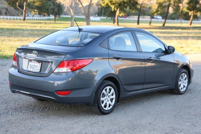 2013 Hyundai Accent GLS MANUAL TRANS Santa Clarita, CA 6