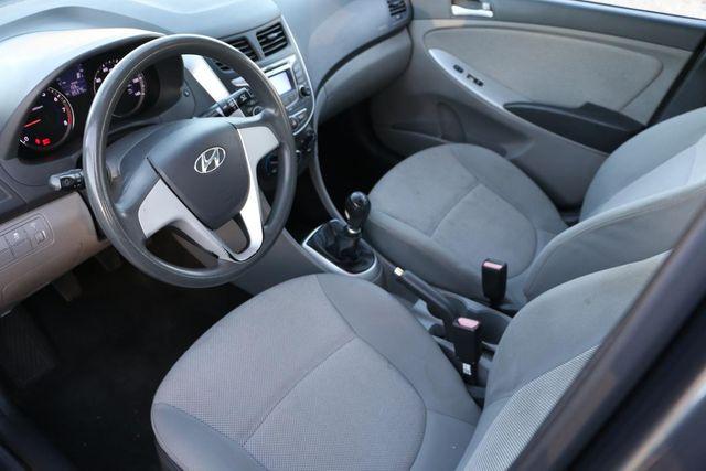 2013 Hyundai Accent GLS MANUAL TRANS Santa Clarita, CA 8