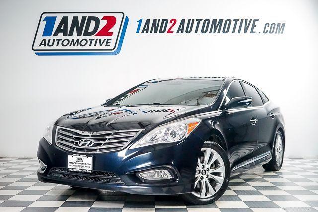 2013 Hyundai Azera 3.3L in Dallas TX