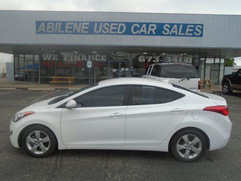 2013 Hyundai Elantra GLS in Abilene, TX