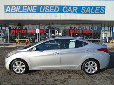 2013 Hyundai Elantra Limited in Abilene, TX