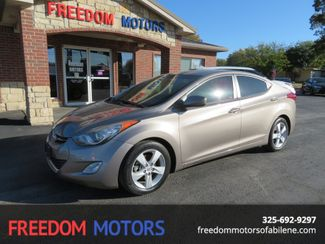 2013 Hyundai Elantra GLS in Abilene,Tx, Texas 79605