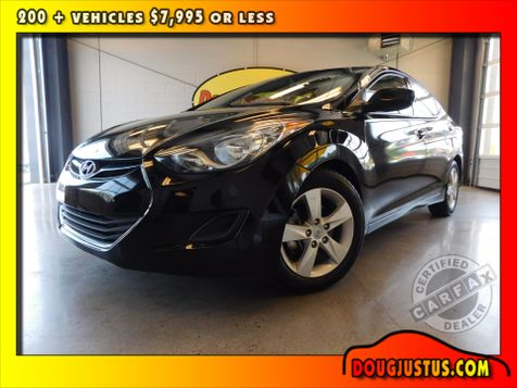 2013 Hyundai Elantra GLS PZEV in Airport Motor Mile ( Metro Knoxville ), TN