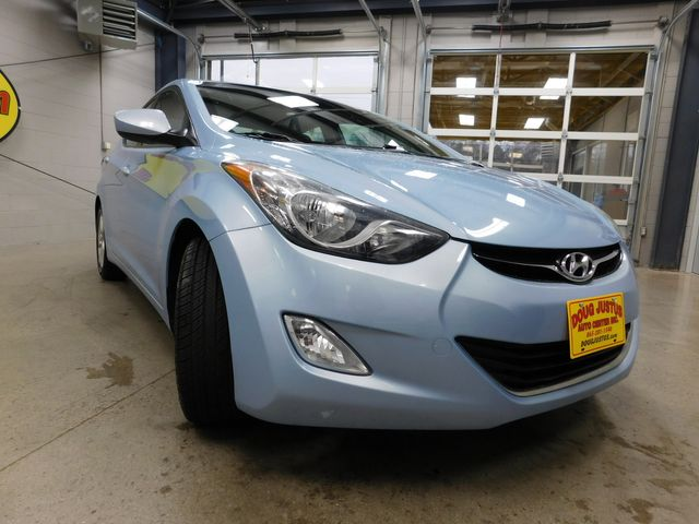 2013 Hyundai Elantra GLS in Airport Motor Mile ( Metro Knoxville ), TN 37777