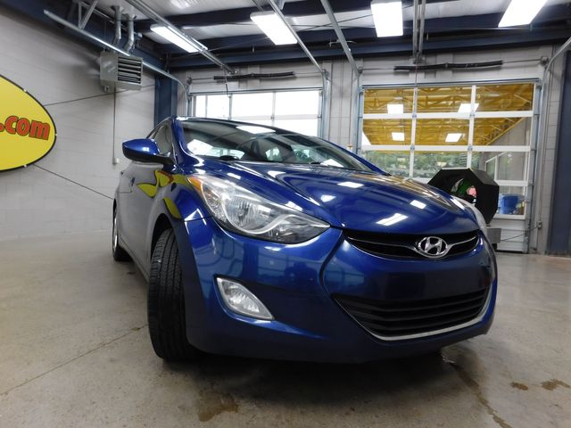 2013 Hyundai Elantra GLS in Airport Motor Mile ( Metro Knoxville ), TN 37777