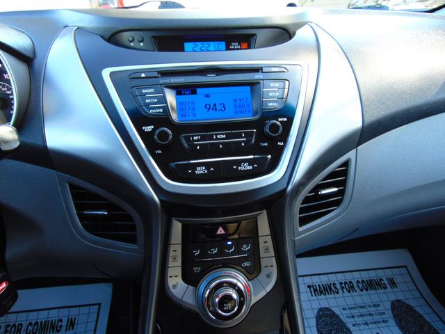2013 Hyundai Elantra GLS Alexandria, Minnesota 16